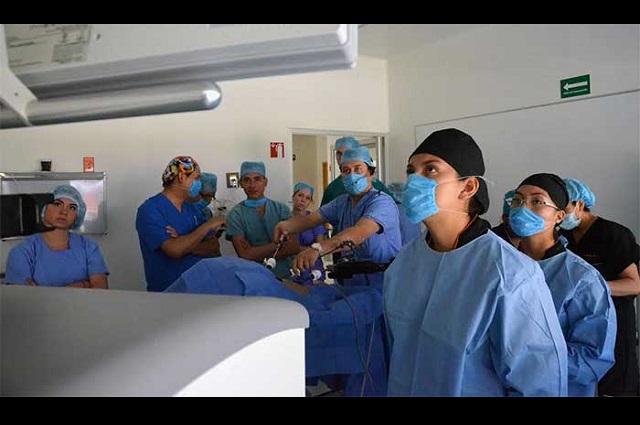 Falta en Puebla investigación en tratamientos ante Covid-19