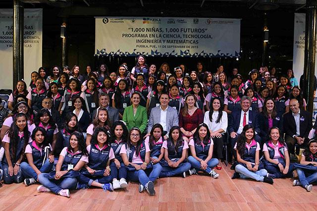 Puebla en programa mundial para sumar jóvenes a la ciencia