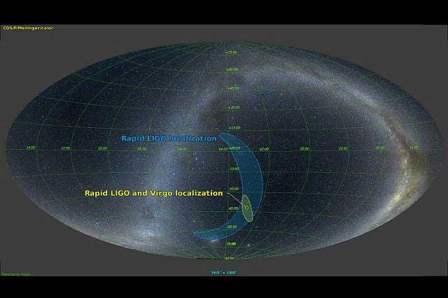 Detección de ondas gravitacionales para hacer visible lo invisible