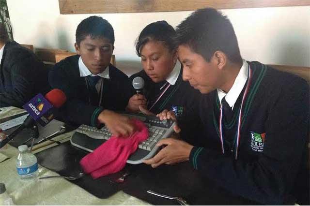 Estudiantes del Cecyte ganan concurso de ciencias en Paraguay