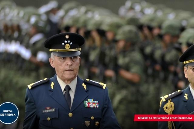 Caso del general Cienfuegos replantea agenda México-EU
