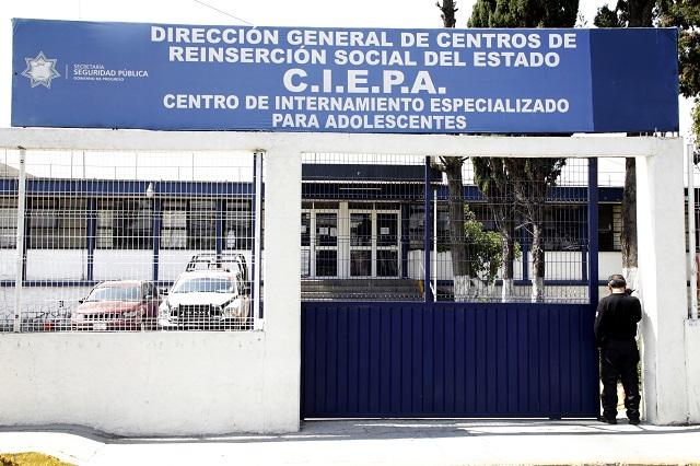 Reclusorios de Puebla registran 99 contagios de Covid-19