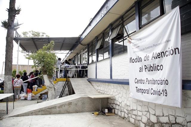 Rebrote de Covid en Ceresos por movilidad de custodios