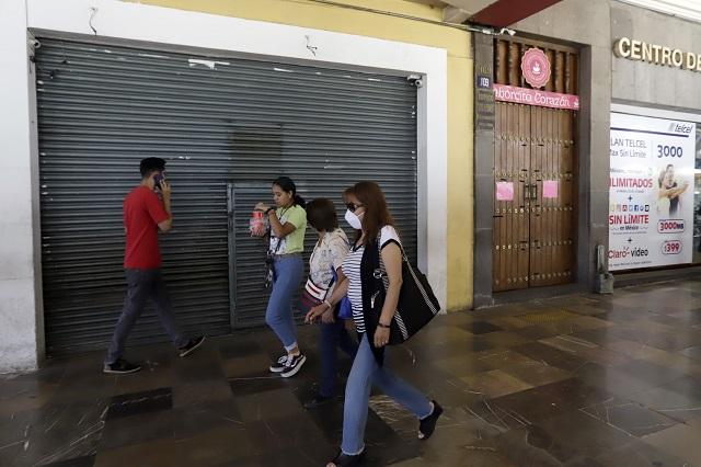 Comercios pasan un triste día del niño por la pandemia