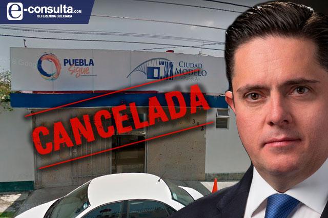 Pierde notaría magistrado del Tribunal Administrativo en Puebla