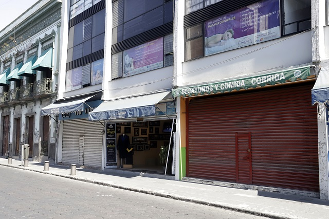 Puebla, entre los estados sin plan de apoyo económico por Covid-19