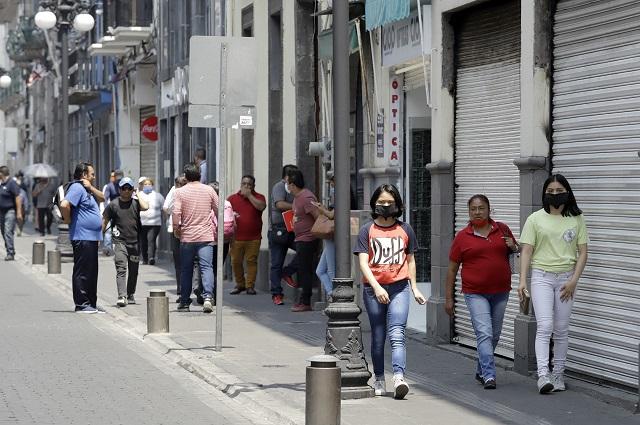 Cierre del centro de Puebla afecta a hospitales: Canaco
