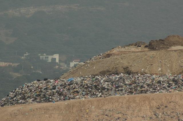 Por cierre del relleno sanitario la basura de Puebla se va a Tepeaca