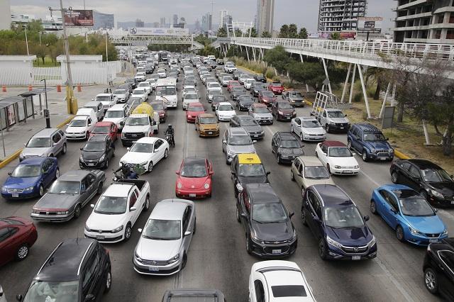 Circularán vehículos de Puebla en CDMX con Pase Turístico: Manrique