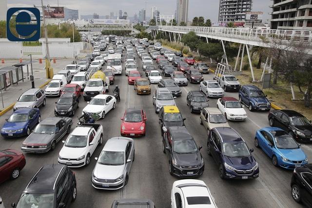 Promete Barbosa flexibilidad para pago del Control Vehicular
