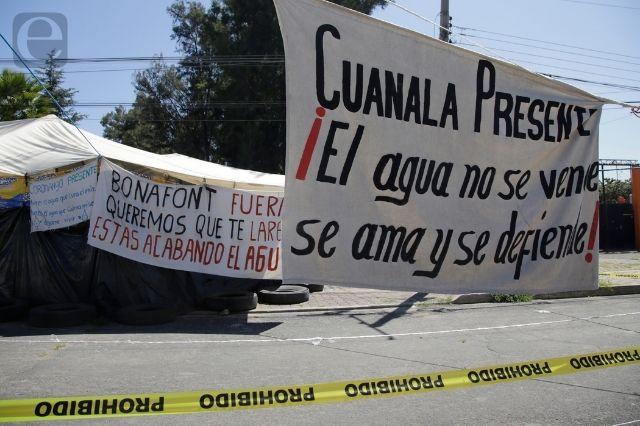 Pueblos Unidos liberarán la federal México-Puebla