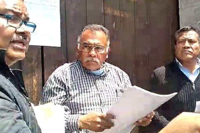 Ciudadanos clausuran la alcaldía de San Andrés; acusan corrupción