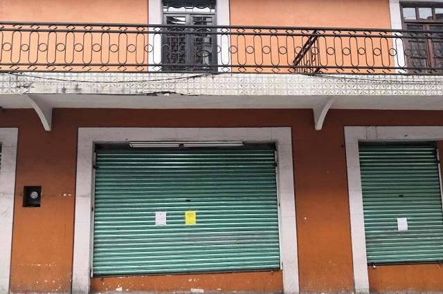 Luego de 60 días de cierre, comerciantes de Teziutlán enfrentan crisis