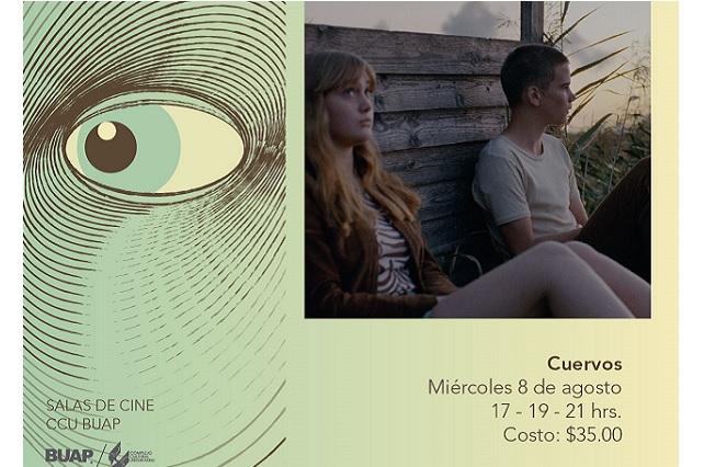 Cine del Foro Internacional de la Cineteca, en el CCU BUAP