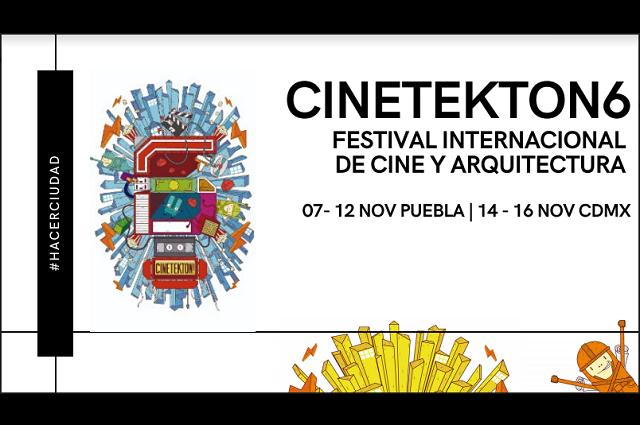 Festival de cine y arquitectura en la Cinemateca Luis Buñuel