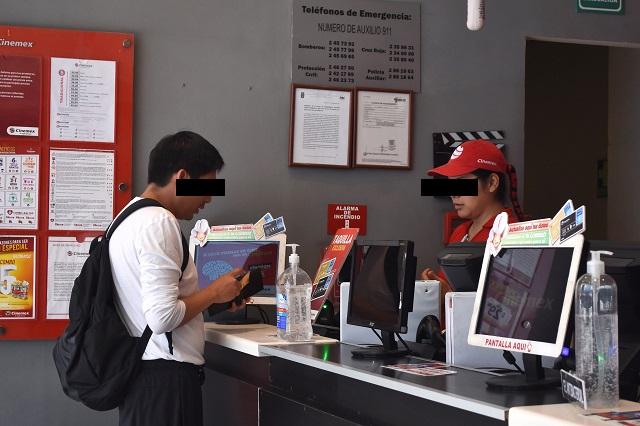 ¿Qué cines están abiertos en México y qué películas proyectan?