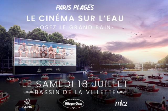 Películas sobre el agua: París tendrá cine flotante con sana distancia
