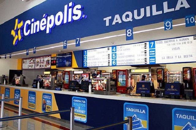 Pese a cierre de salas, Cinépolis pagará 3 meses de salario a trabajadores