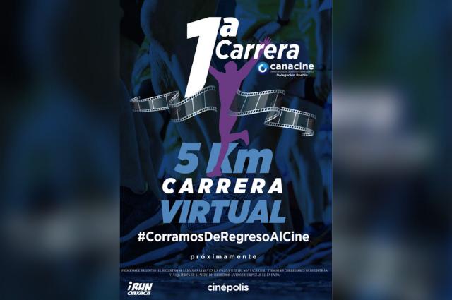 Carrera virtual busca promover a Puebla como locación de cine