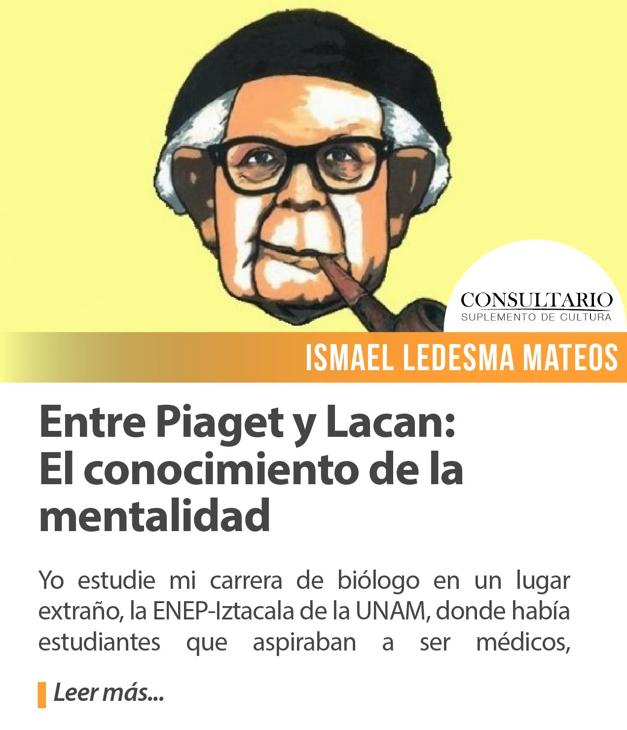 Entre Piaget y Lacan: el conocimiento de la mentalidad