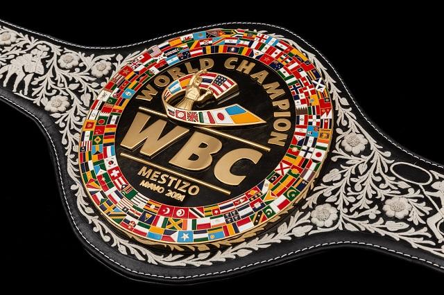 Canelo vs Saunders: WBC entregará cinturón mestizo al ganador de la pelea