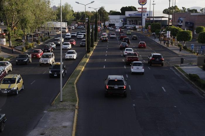 Circuito Juan Pablo Ii : Estiman en 240 mdp rehabilitación del boulevard norte y circuito