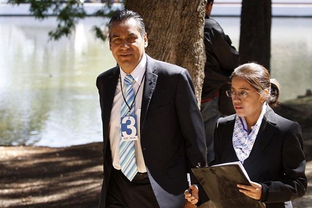 Cirilo Salas se descarta para la SEP y avala continuidad de secretaria