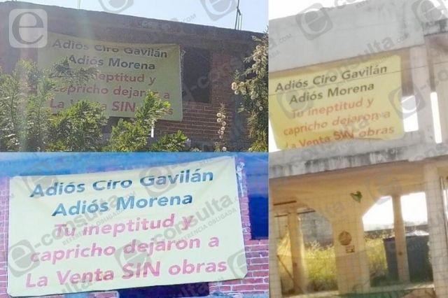 Ciro Gavilán Domínguez saquea Huaquechula y deja deudas