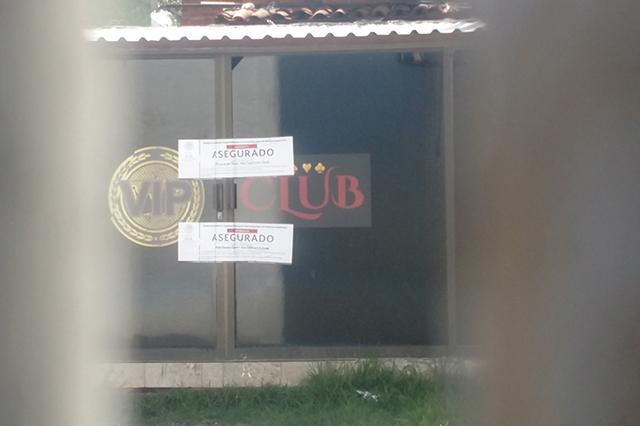 Catea PGR casa de citas de Circuito Juan Pablo II, en la capital poblana