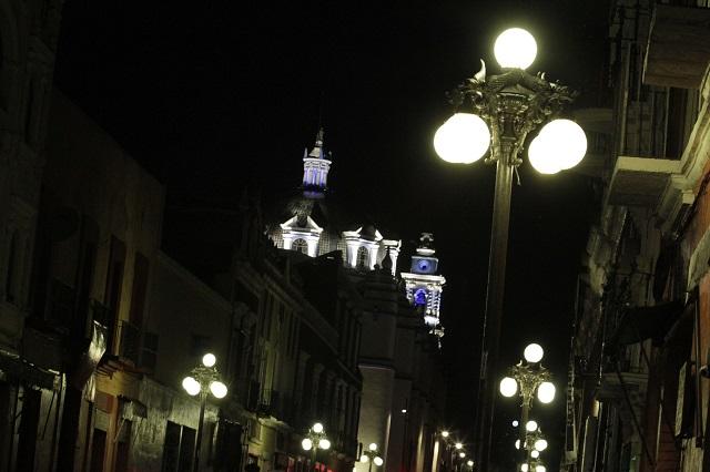 Destaca Eypo ventajas competitivas para alumbrar a Puebla