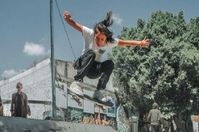 Conoce a Citlali Leyva, una de las mejores patinadoras de México