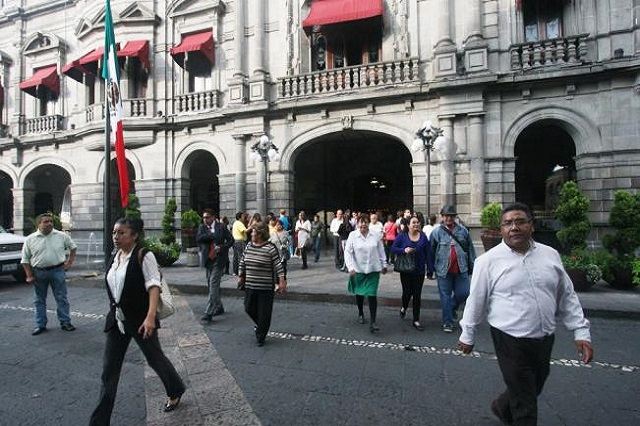 Van tres sismos; ninguno se ha sentido en Puebla
