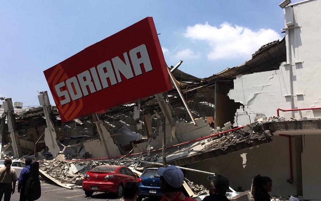 Aumenta a 79 la cifra de personas muertas debido al sismo de 7.1