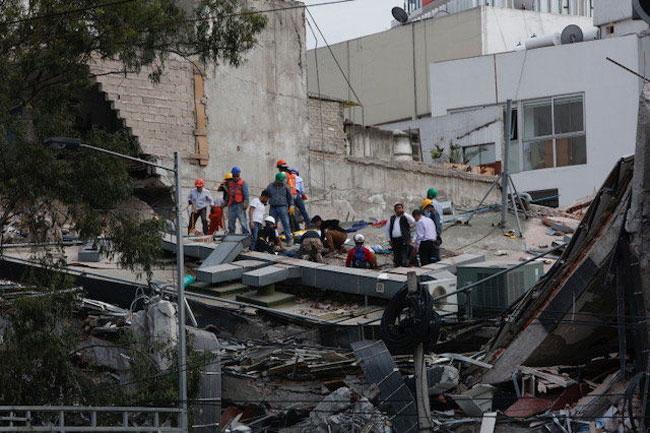 Por sismo de 7.1 EPN ordena que IMSS e SSSTE den servicio a toda la población