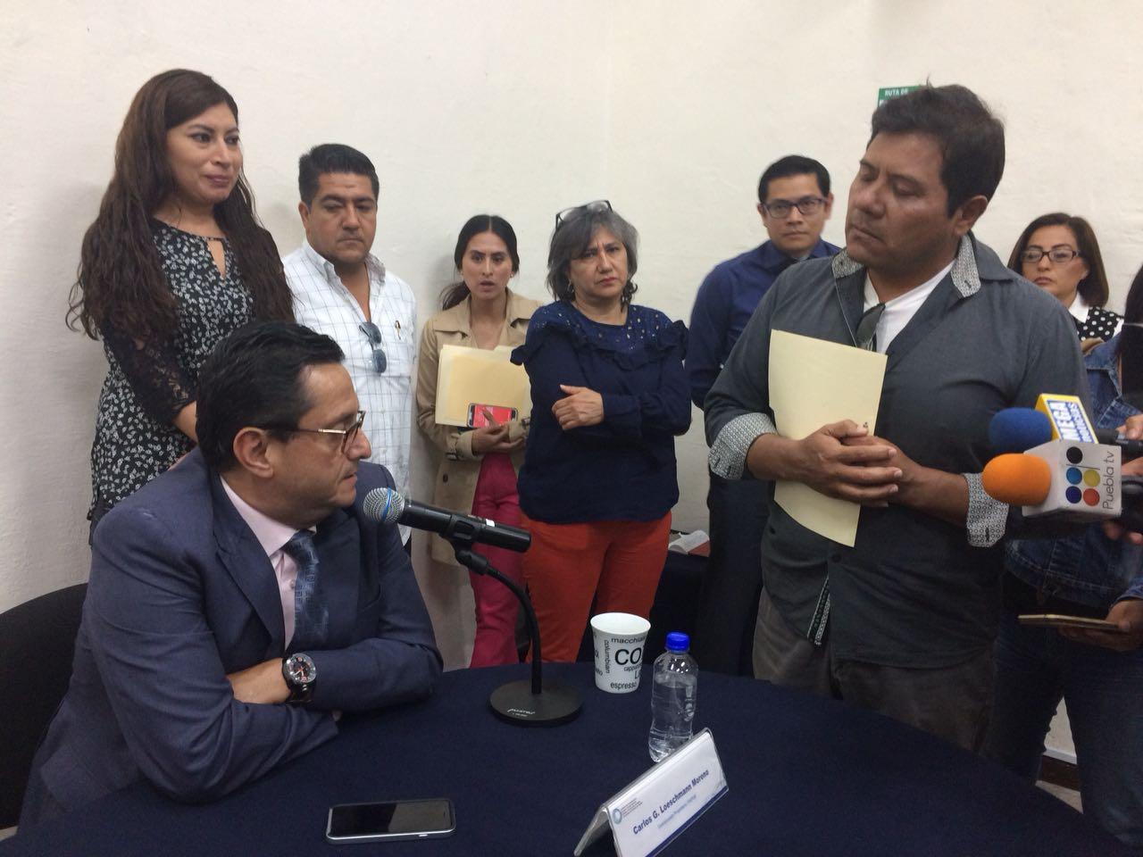 Imparcialidad, pide ciudadano a comisionados del ITAIPUE
