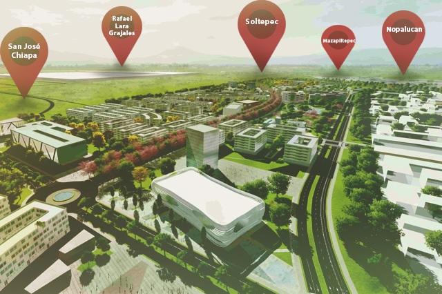 Piden municipios tener voz en la desaparición de Ciudad Modelo