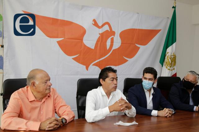 Impugnará MC resolución que lo deja sin candidato en Ocoyucan