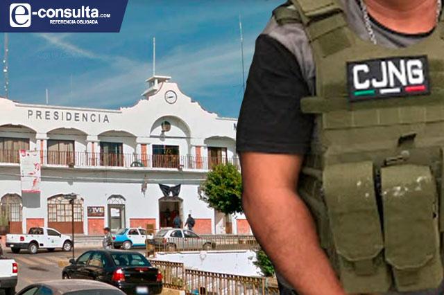 Opera Cártel Jalisco en 5 alcaldías de Puebla, reconoce gobierno