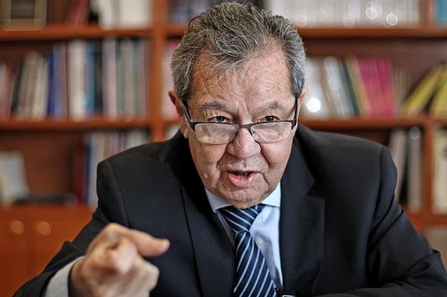 Va Muñoz Ledo por reponer la elección interna de Morena
