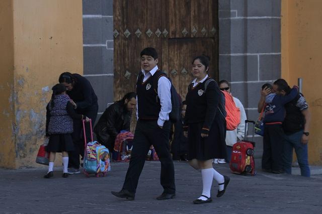 SEP promueve el ingreso a escuelas normales públicas y particulares