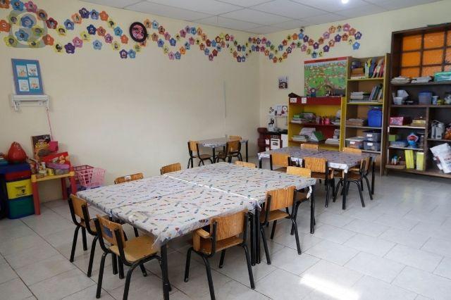Padres se oponen a clases presenciales en Huauchinango