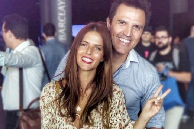 Claudia Álvarez y Billy Rovzar anuncian el sexo de su bebé