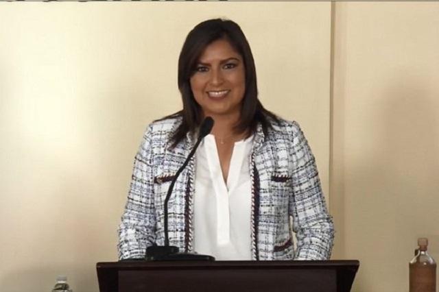 Planteará Claudia Rivera a dirigentes empresariales 4 acciones de gobierno