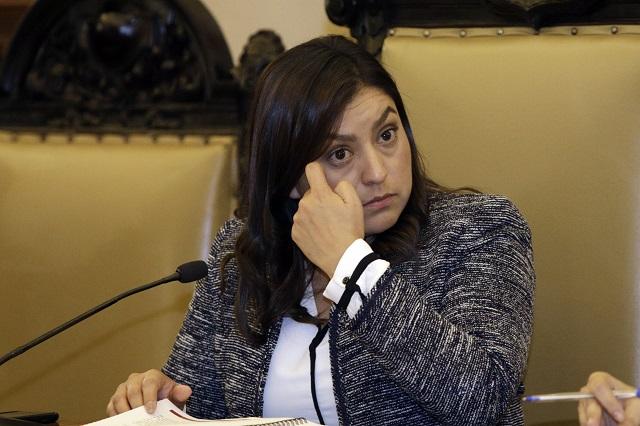 Minimiza Claudia Rivera pacto de regidores en su contra