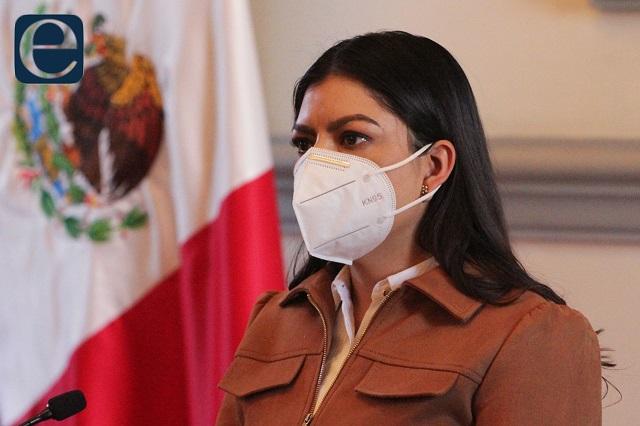 Regresa Claudia Rivera a la presidencia municipal