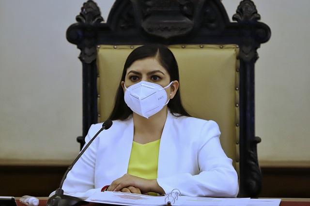 Ordenan a Morena justificar  candidatura de Claudia Rivera