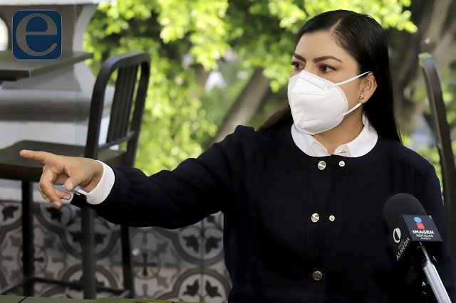 Claudia Rivera no impugnará elección aunque señala anomalías