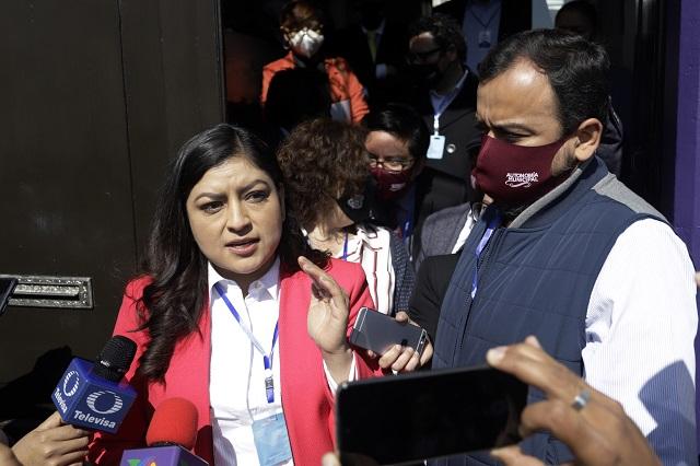 Avala Congreso comparecencia de Rivera tras enfrentar a Biestro