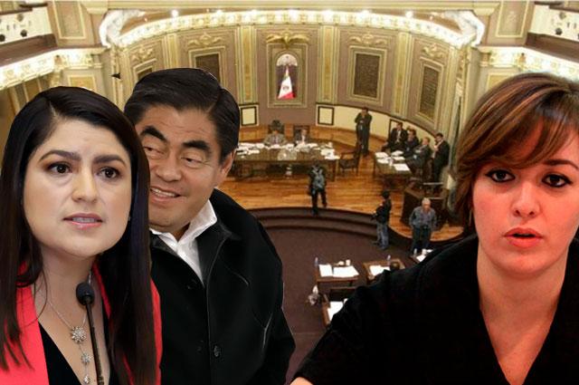 Chocan legisladores por Rivera y Barbosa; PAN les exige trabajar