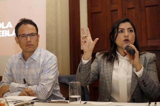 Revisa Rivera aviadores en la policía municipal de la capital